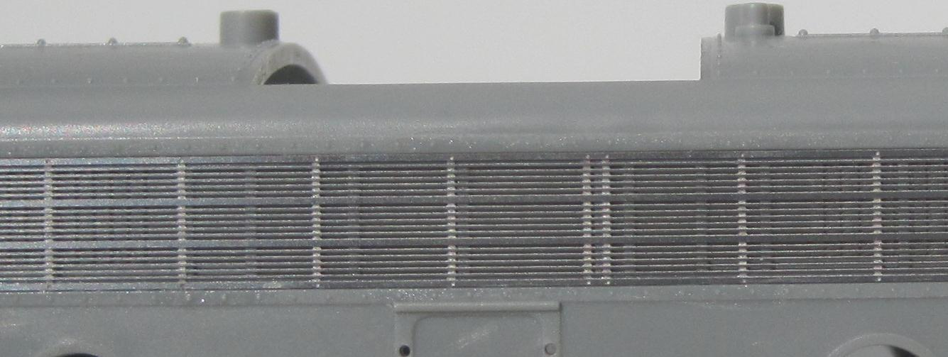 E8 9 Horizontal Intake Grills 14830